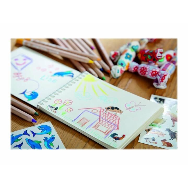 Z-DESIGN Sticker Kids Motiv 2 Stück