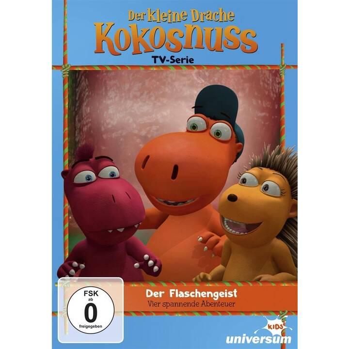 Der kleine Drache Kokosnuss - TV-Serie - Der Flaschengeist (DE)