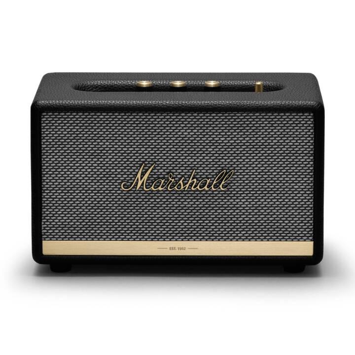 MARSHALL Acton II (Bluetooth, Schwarz)