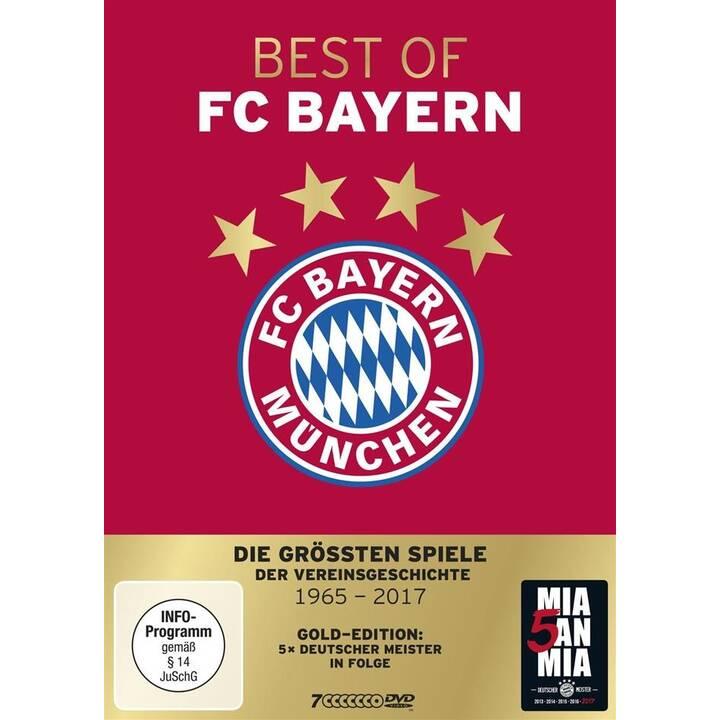 Best of FC Bayern München - Die grössten Spiele der Vereinsgeschichte - 1965 bis 2017 (DE)