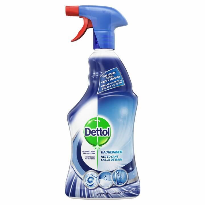 DETTOL Detergenti per bagni (750 ml, 1 pezzo)