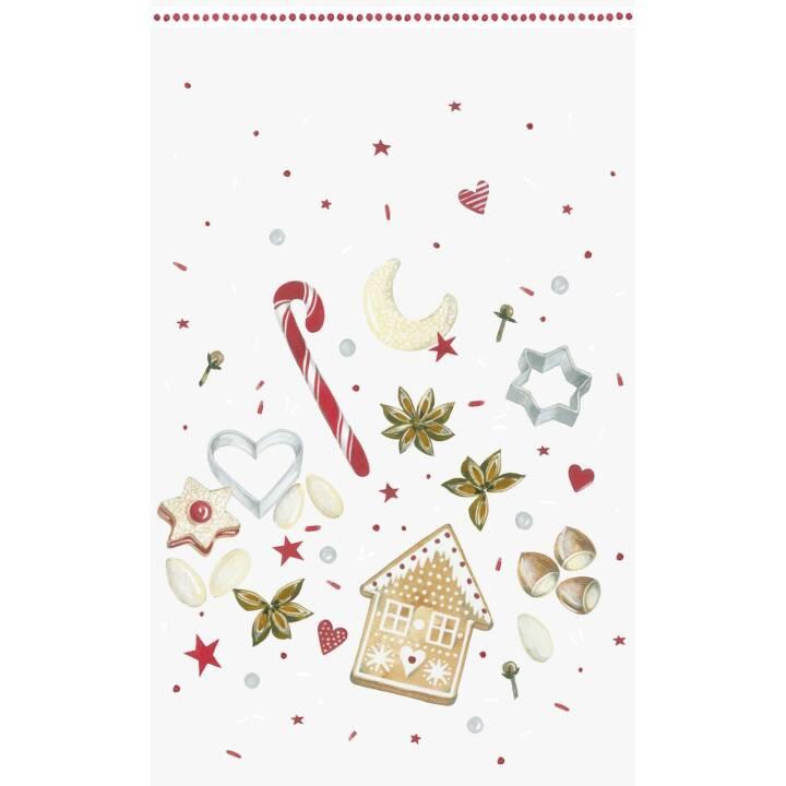 STEWO Sac à biscuits de Noël Yannik