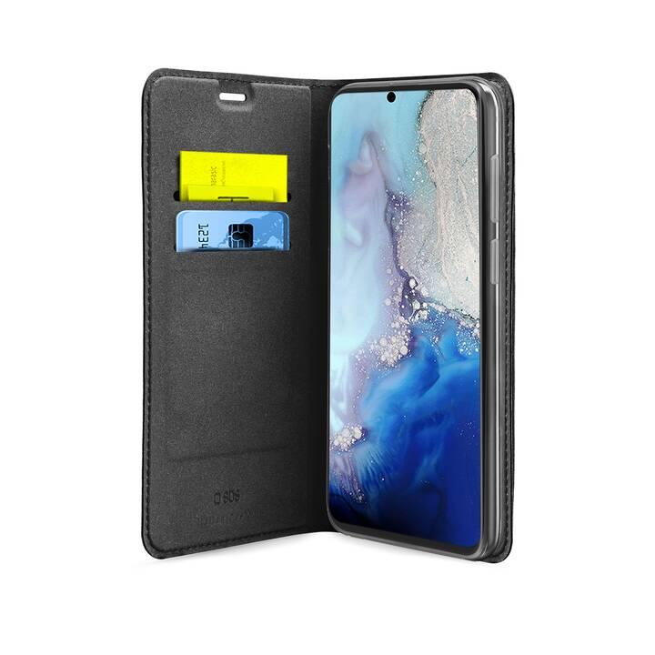 SBS Flipcover Wallet (Galaxy S20, Nero)