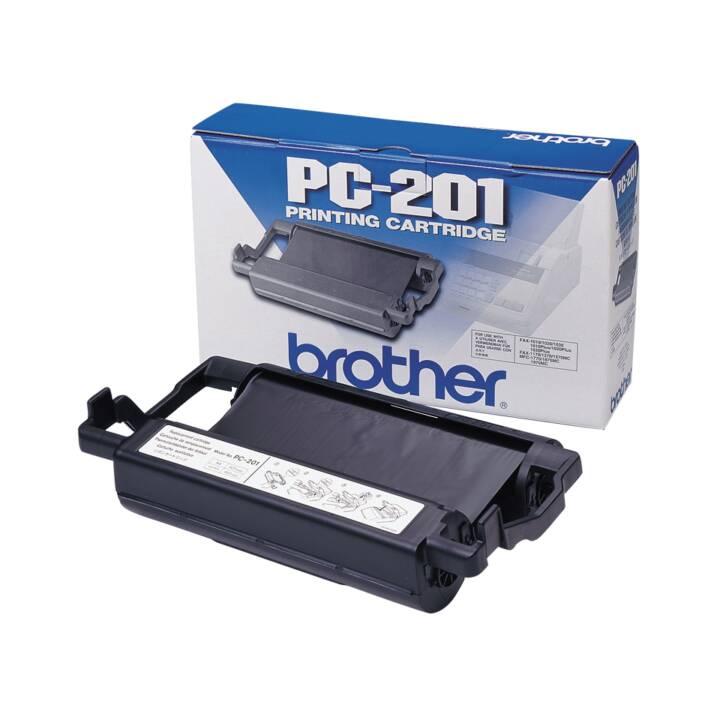 BROTHER Nastro inchiostro (Nero)