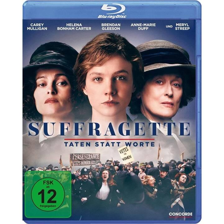 Suffragette - Taten statt Worte (DE, EN)