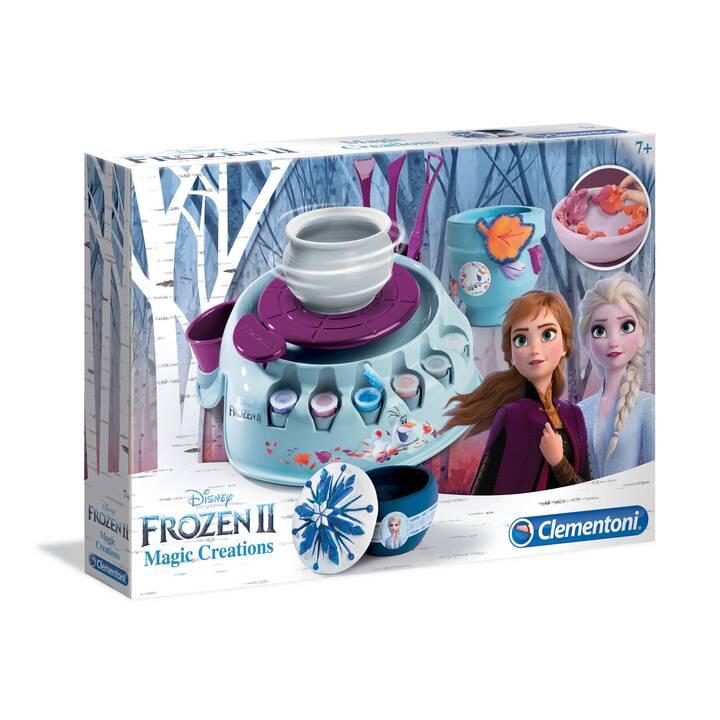CLEMENTONI Modelage Frozen 2