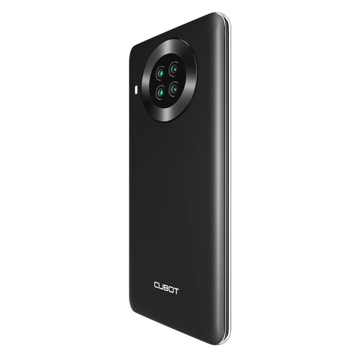 "CUBOT Note 20 (6.5"", 64 GB, 20 MP, Noir)"