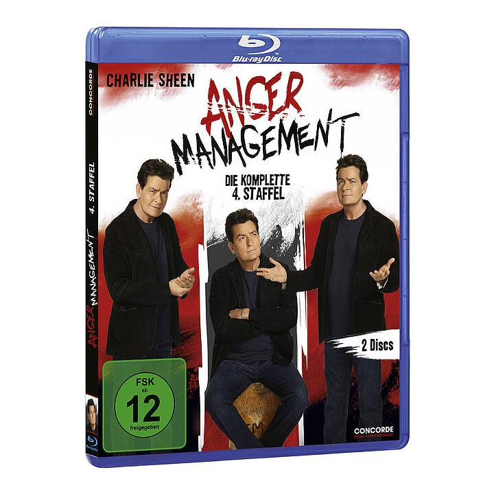 Anger Management Stagione 4 (DE, EN)