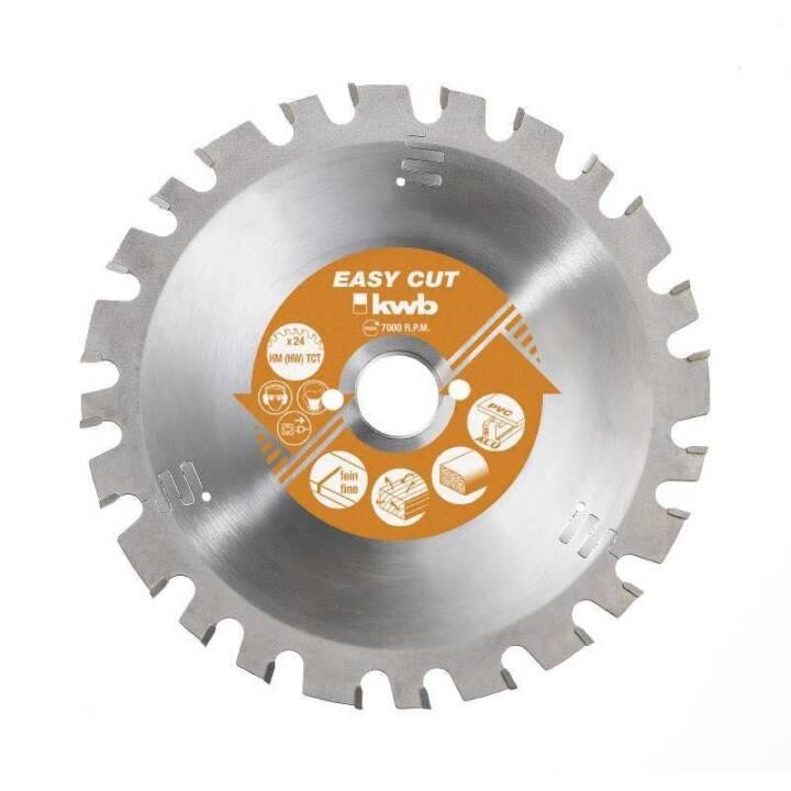 Lame de scie circulaire KWB Easy Cut HM