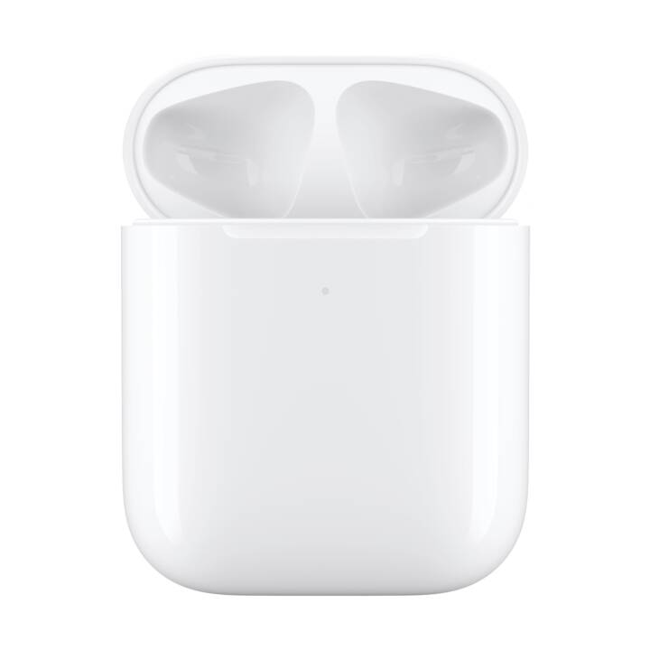 APPLE AirPods Wireless Charging Case Station de recharge (Blanc)