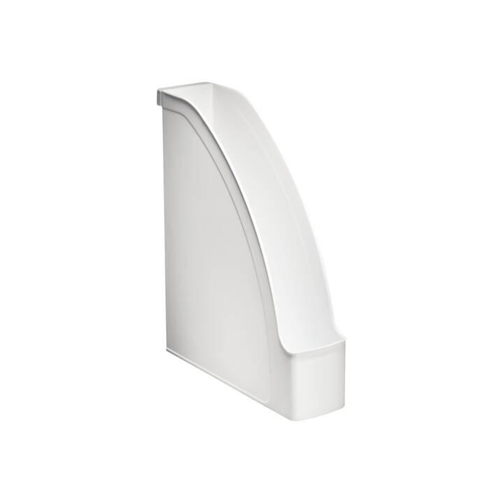 LEITZ Plus Collecteur sur pied, A4, blanc