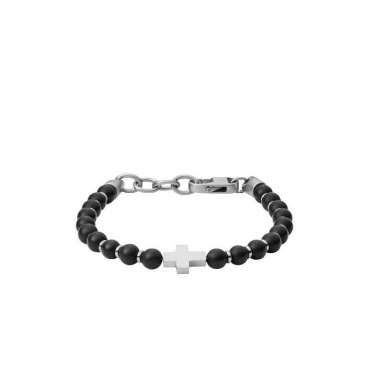 FOSSIL Men's Dress Beadsarmband (19 cm)