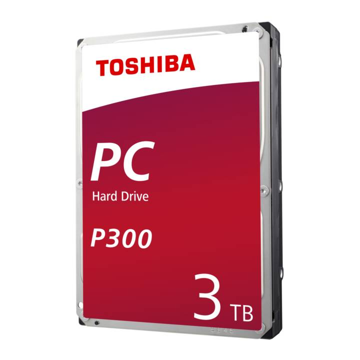 TOSHIBA P300 BULK (SATA, 3 TB)