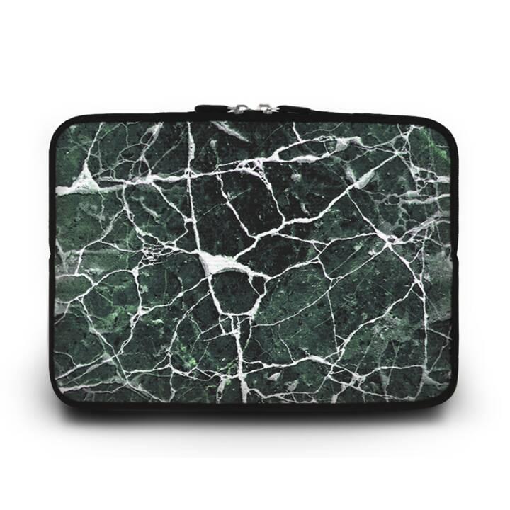 """EG HUADO Custodia per laptop per 12"""" - marmo"""