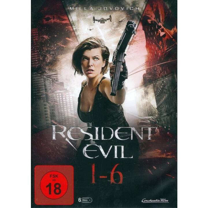 Resident Evil 1-6 (DE, EN)