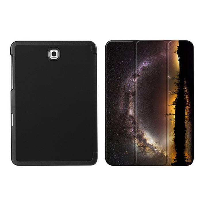 "EG MTT Housse tablette pour Samsung Galaxy Tab S2 8"" - Aurora"