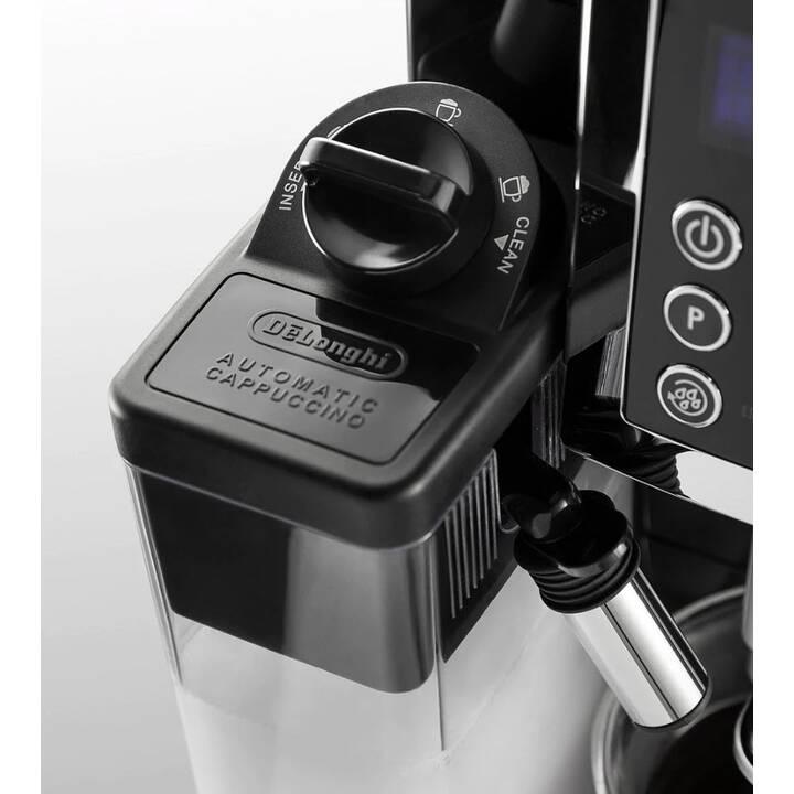 DELONGHI ECAM 23.463 B (Noir, 1.8 l, Machines à café automatique)
