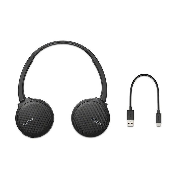 SONY WH-CH510B (On-Ear, Nero)