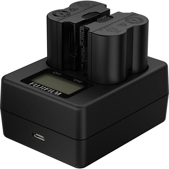 FUJIFILM BC-W235 Dual Battery Charger Ladegerät