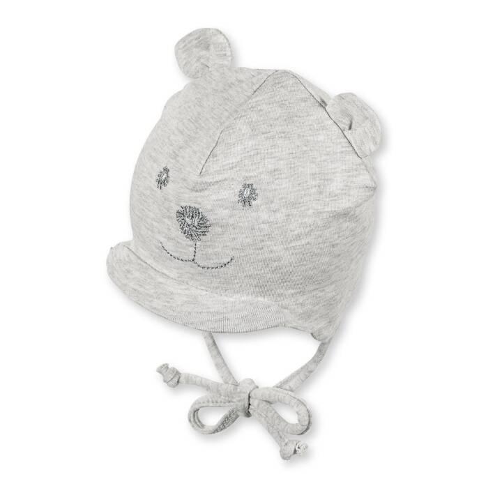 STERNTALER Accessori neonato bear Jersey (74, Grigio, Argento)