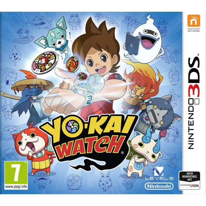 Yo-Kai Watch (DE)