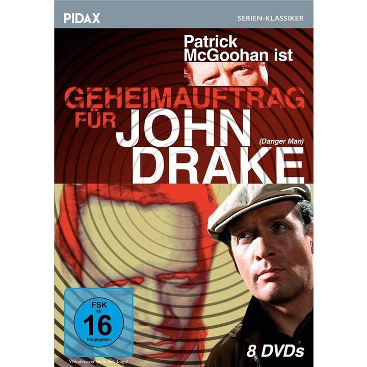 Geheimauftrag für John Drake Stagione 1 (DE, EN)