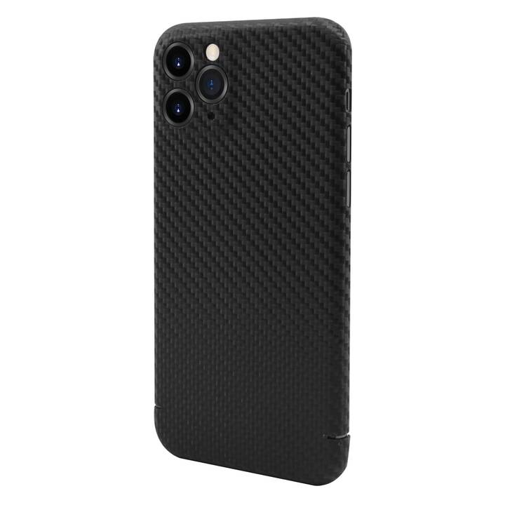 NEVOX Backcover Magnet (iPhone 11 Pro Max, Carbone)