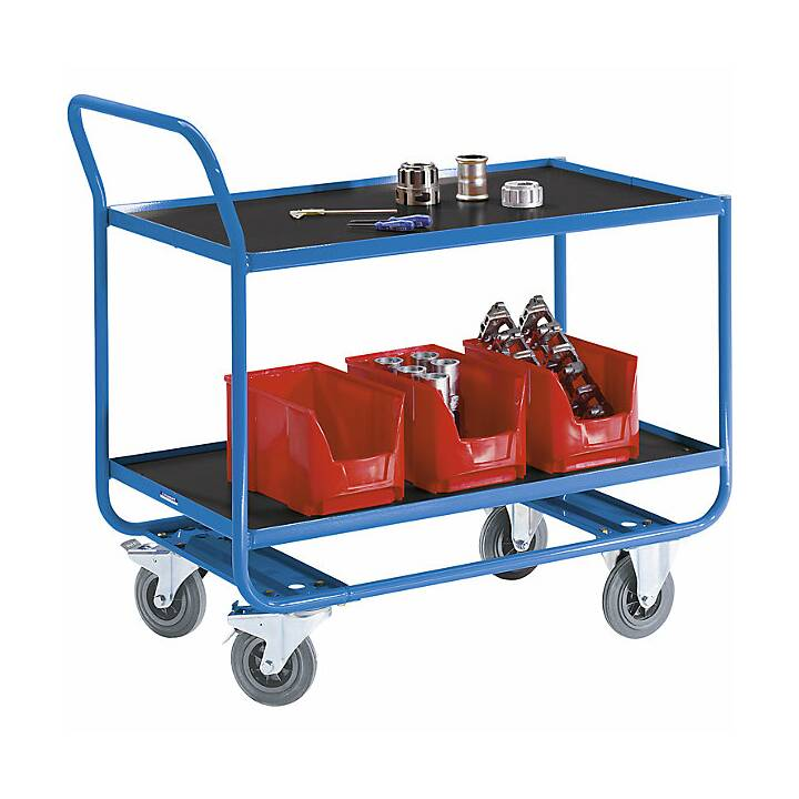 EUROKRAFT Carelli da transporto (250 kg)