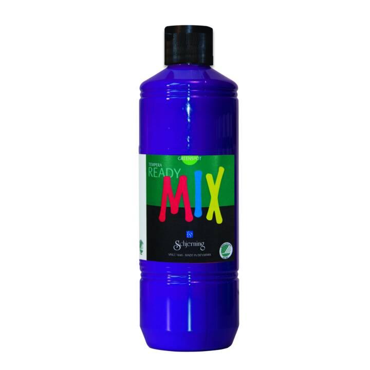 SCHJERNING Peinture pour bricolage ReadyMix (500 ml, Violet)