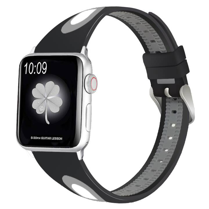 EG MTT cinturino per Apple Watch 38 mm / 40 mm - grigio