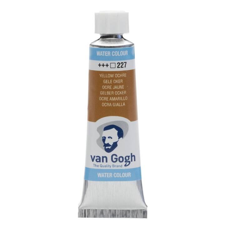 VAN GOGH Peinture aquarelle 227 (10 ml, Ocre)