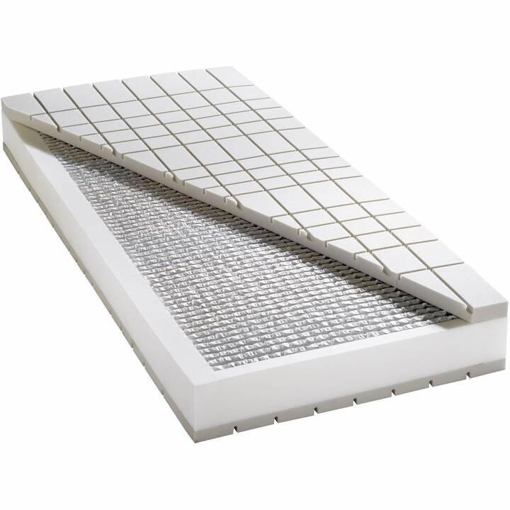 BILLERBECK HOME COLLECTION Exlusive Airtec Taschenfederkernmatratzen (100 x 200 cm)