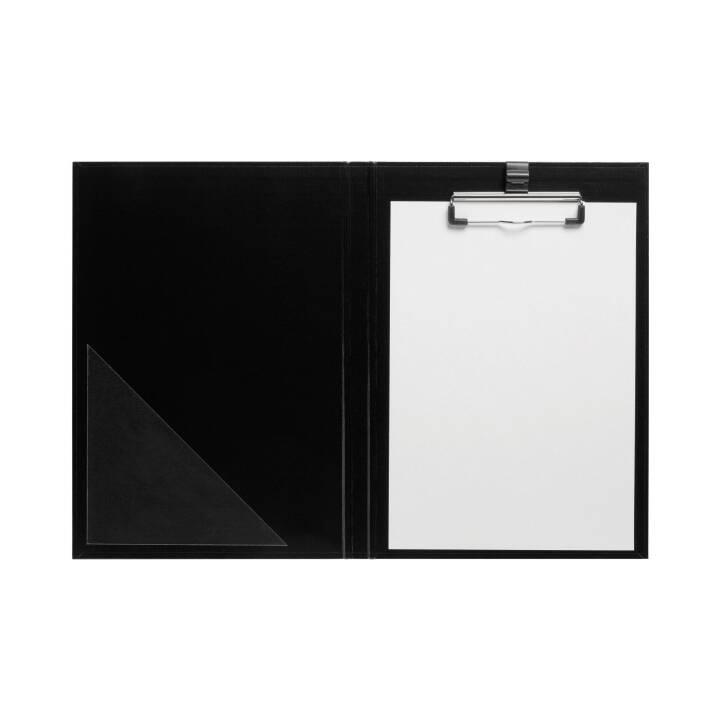 PAGNA Blockmappe Color A4 schwarz