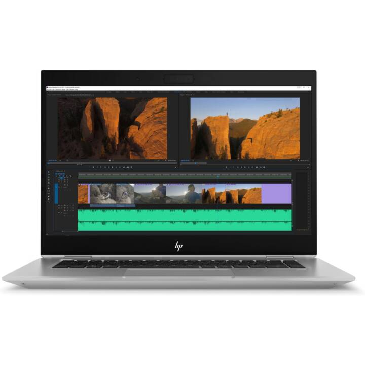 "HP ZBook Studio G5 (15.6"", Intel Core i7, 16 GB RAM, 512 GB SSD)"
