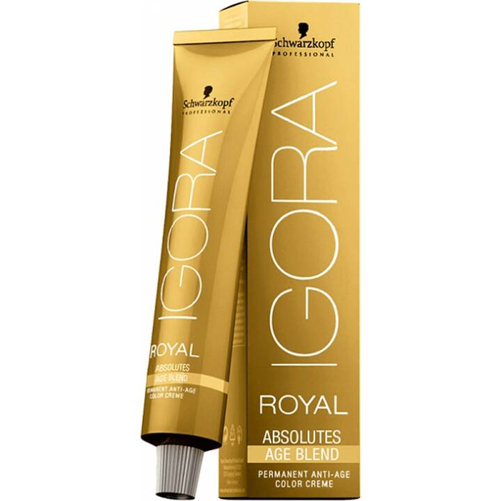 SCHWARZKOPF Igora Royal Absolutes (9.50, Extra Light Blonde Gold Nature)