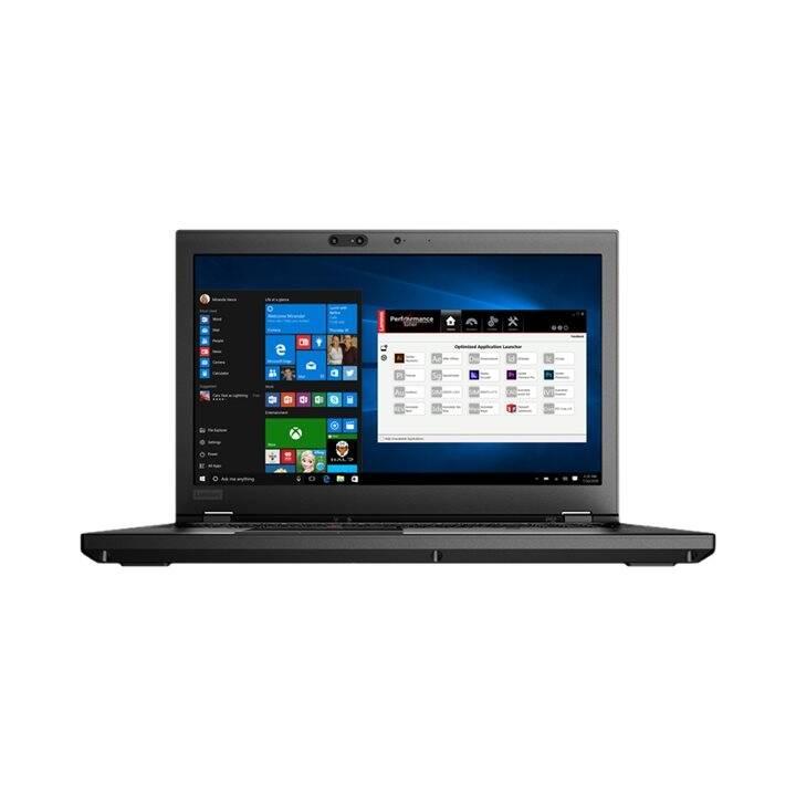 """ThinkPad LENOVO P52 - 39,6 cm (15,6"""") - Core i7 8850H - 16 GB di RAM - 512 GB di SSD"""