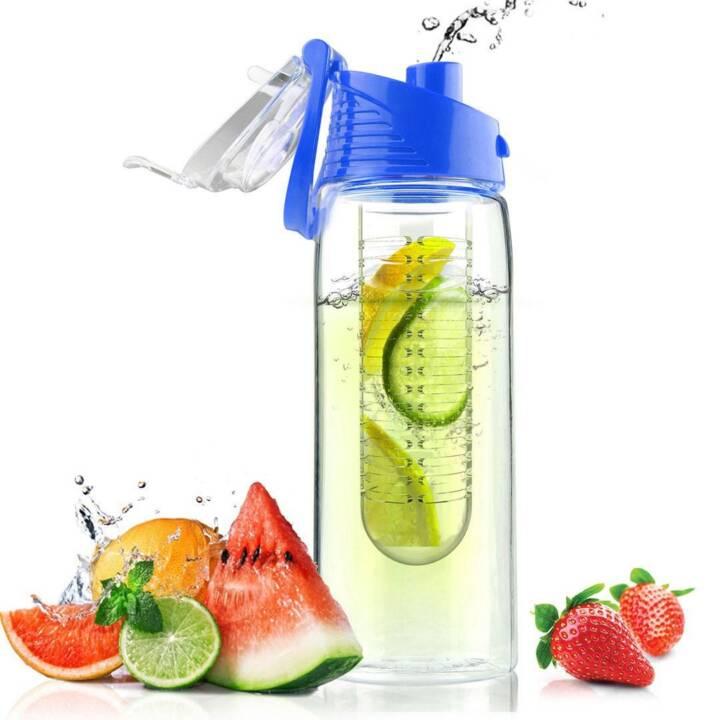 ASOBU - Bouteille d'eau Pure Flavour 2 go