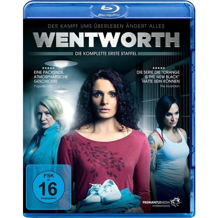 Wentworth Stagione 1 (DE, EN)