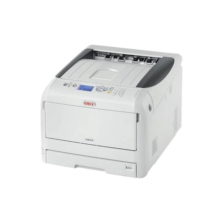 Imprimante OKI C833n