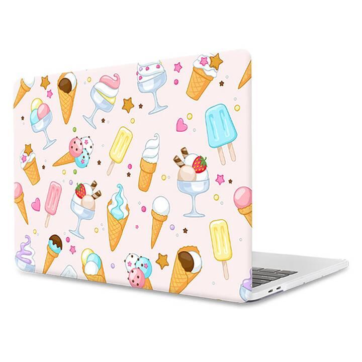 "EG MTT Housse pour Macbook 12"" Retina (2015 - 2018) - crème glacée"