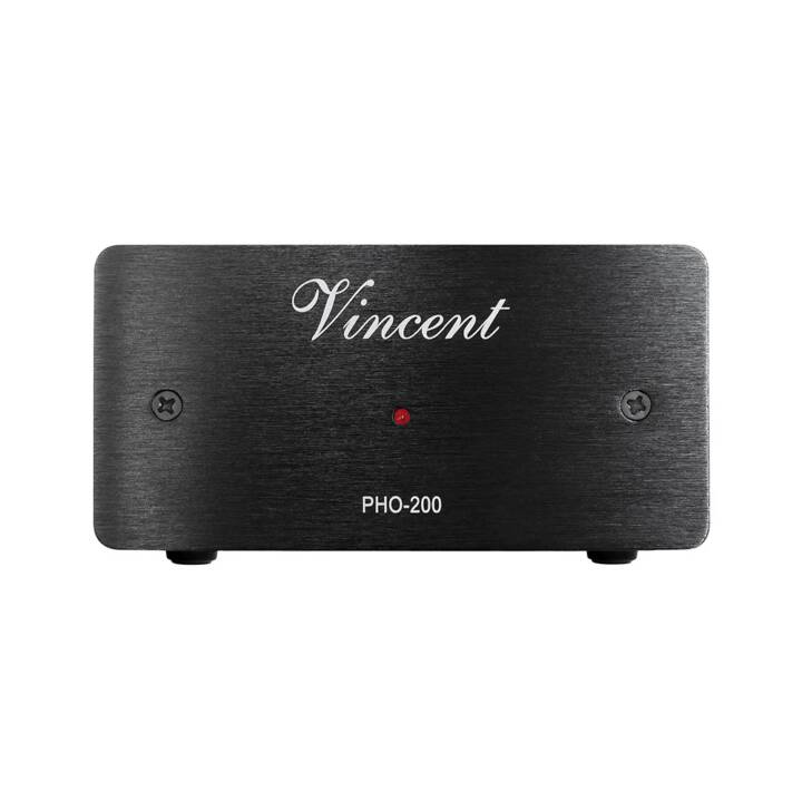 VINCENT PHO-200 (Preamplificatore, Nero)