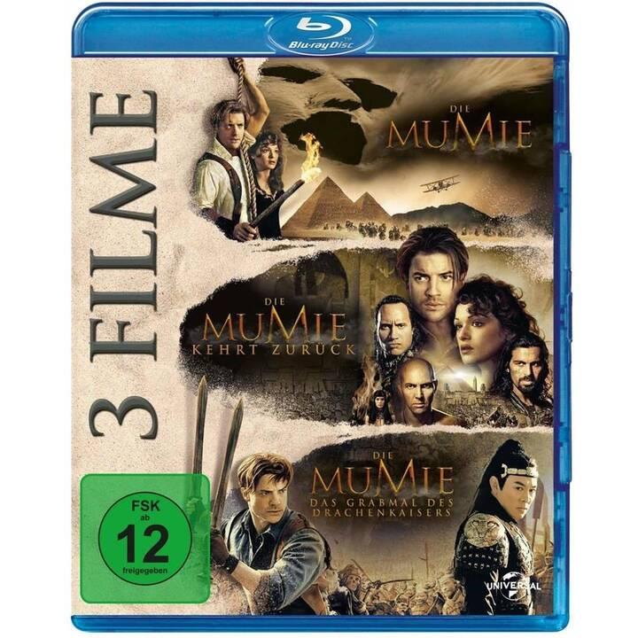 Die Mumie - Trilogie (DE, EN)