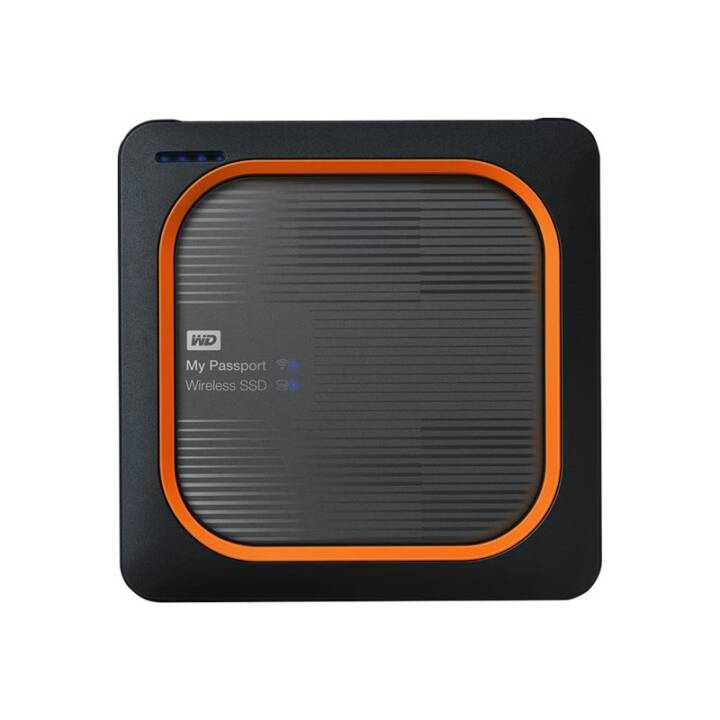 WD My Passport (USB, 1 TB, Grau)