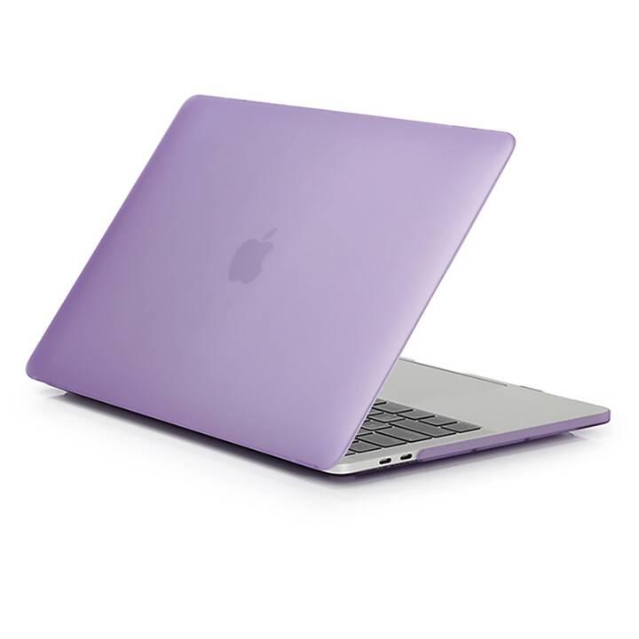 """EG MTT Housse pour Macbook Pro 13"""" non Touchbar (2016 - 2018) - Purple"""