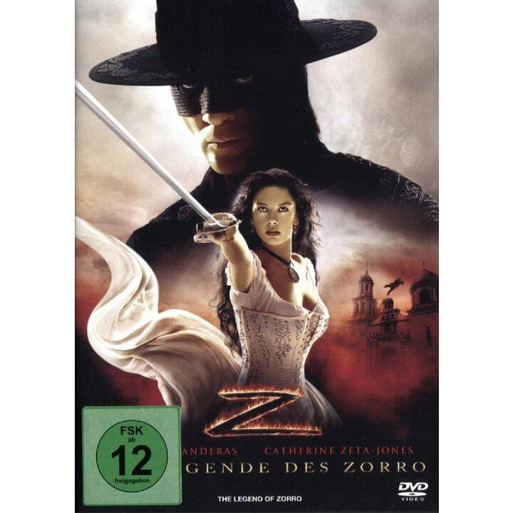 Die Legende des Zorro (DE, EN)