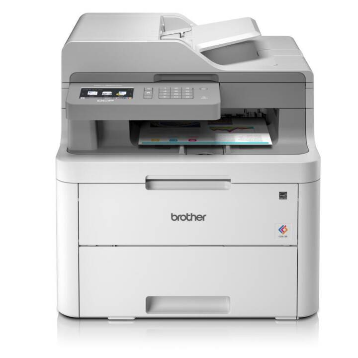 BROTHER DCP-L3550CDW (Laser, Farbe)