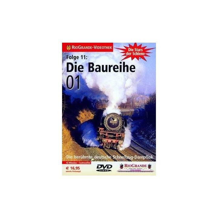 Die Baureihe 01 - Die Stars der Schiene Folge 11 (DE)