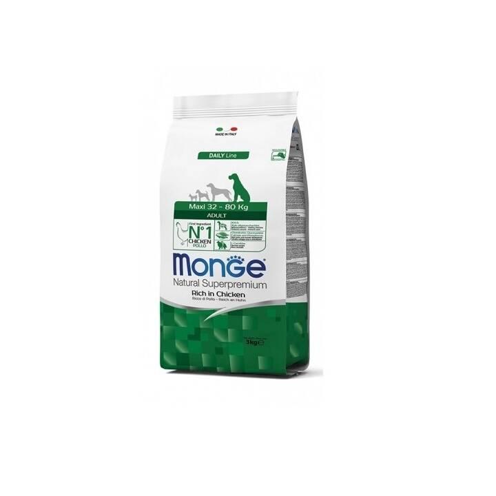 MONGE Daily Line Alimentation sèche (Adulte, 3 kg)