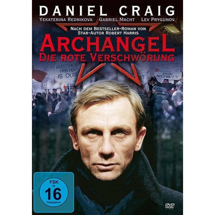 Archangel - Die rote Verschwörung (DE, EN)
