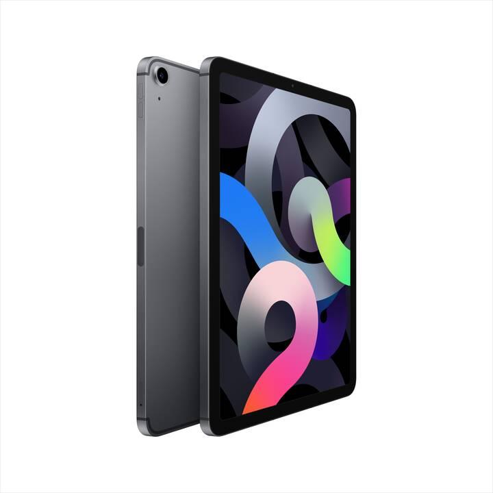 "APPLE iPad Air WiFi + Cellular 2020 (10.9"", 64 GB, Gris sidéral)"